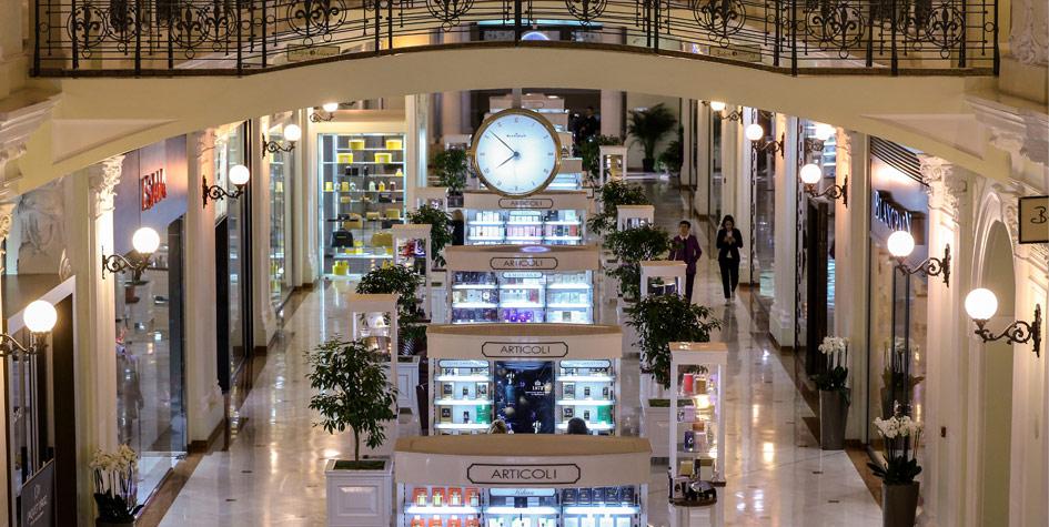 Торговый центр в Москве