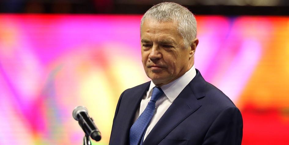 Генеральный директор «Зенита» Александр Медведев