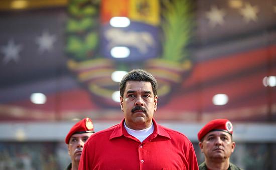 ПрезидентВенесуэлы Николас Мадуро