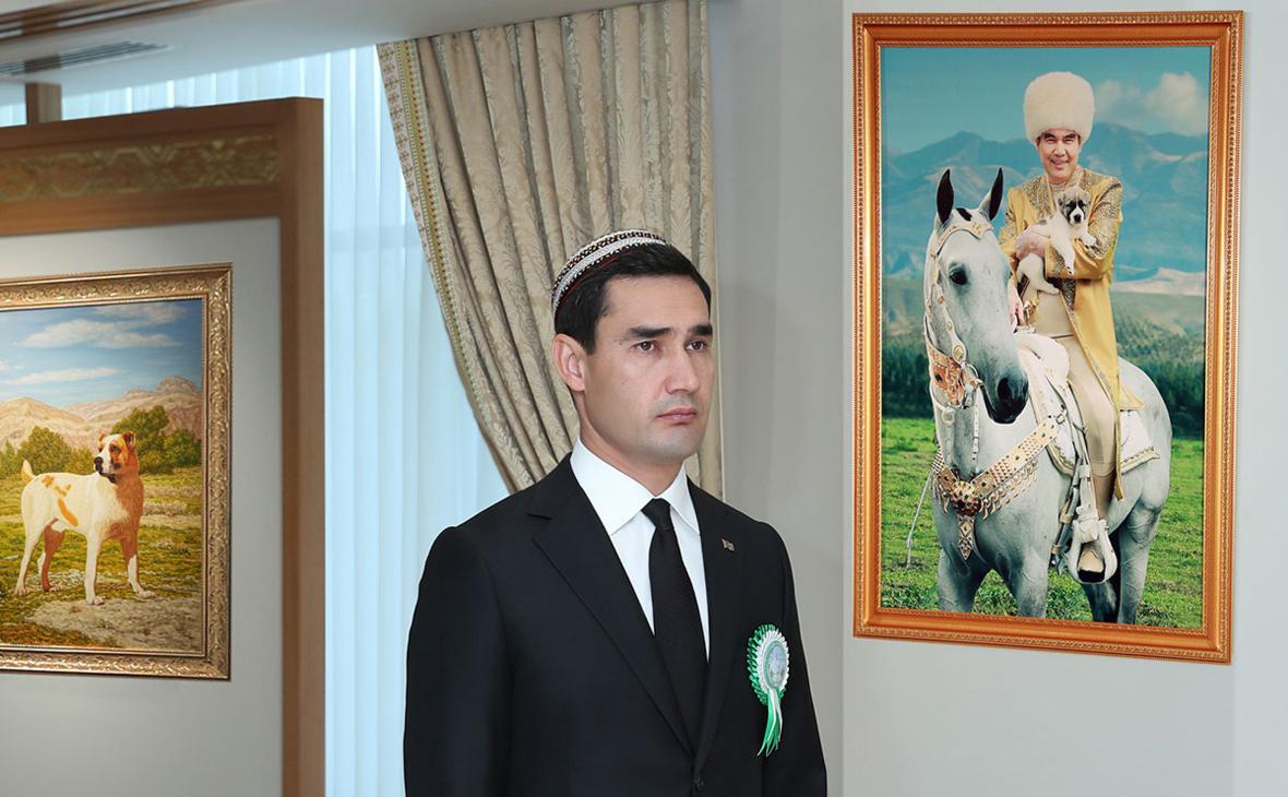 Сердар Бердымухамедов