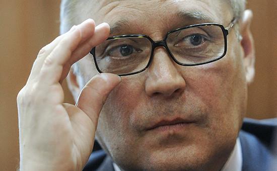 Лидер партии ПАРНАС Михаил Касьянов