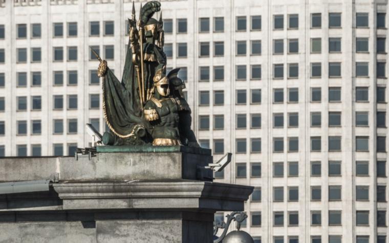 Фото: Здание Правительства России (Фото: Global Look Press)