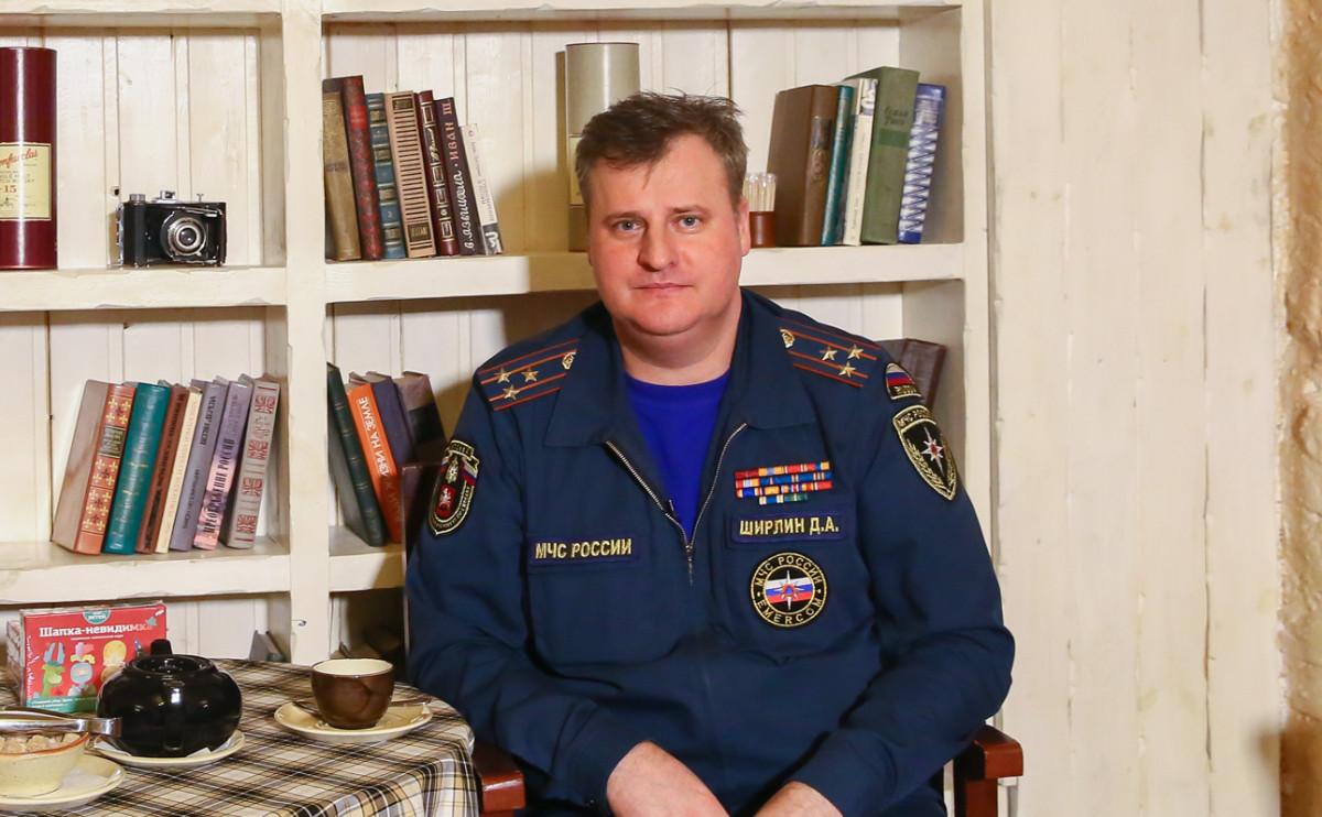 Дмитрий Ширлин