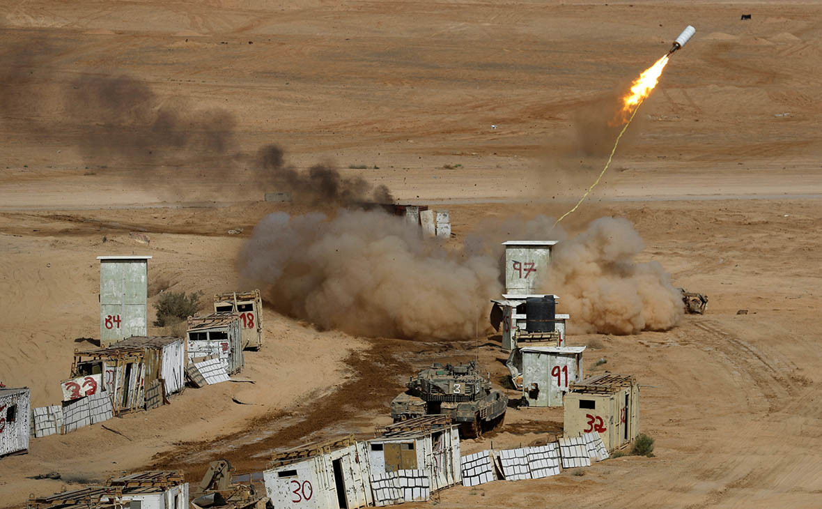 Фото: Amir Cohen / Reuters