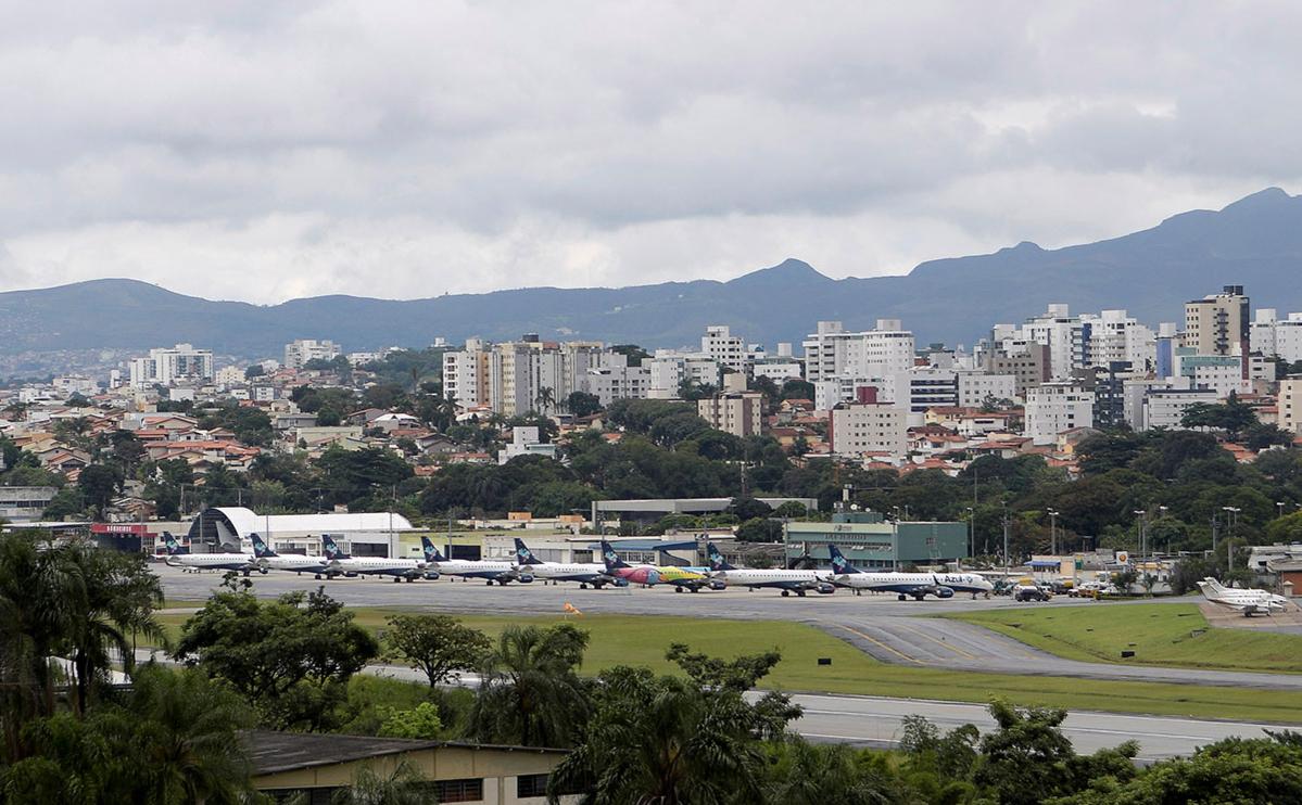 Аэропорт Пампулья