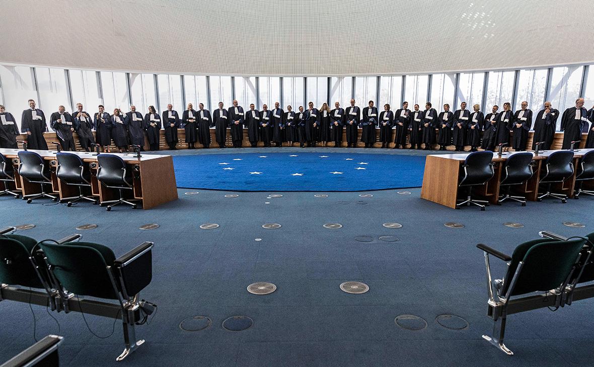 Судьи ЕСПЧ