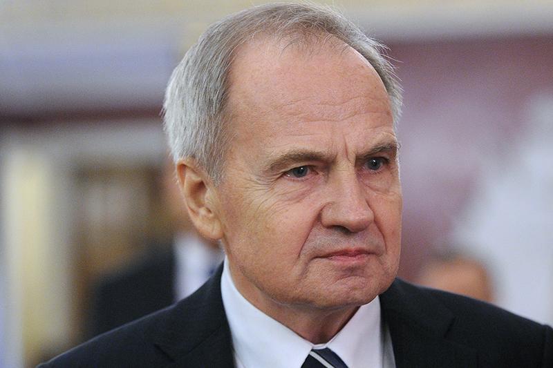 Председатель Конституционного суда Валерий Зорькин (архивное фото)