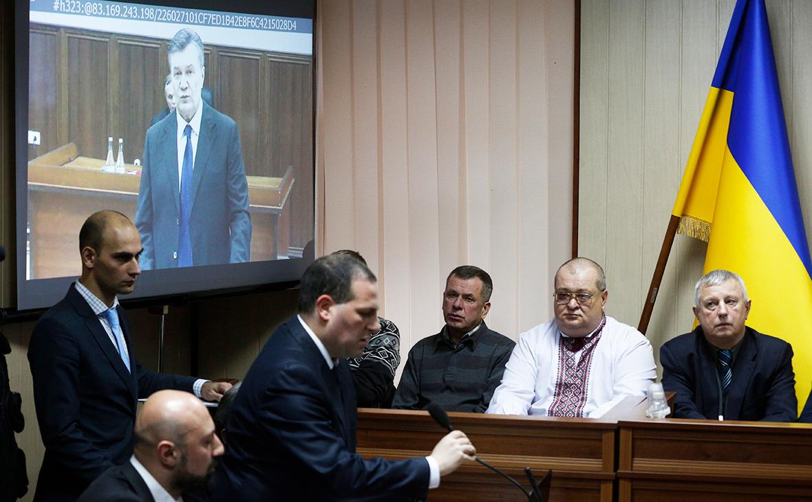 Слушание в Киевском суде
