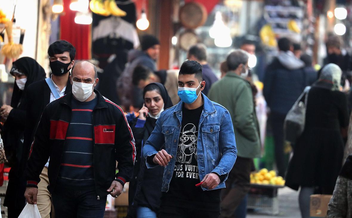 Фото: Abedin Taherkenareh / EPA / ТАСС