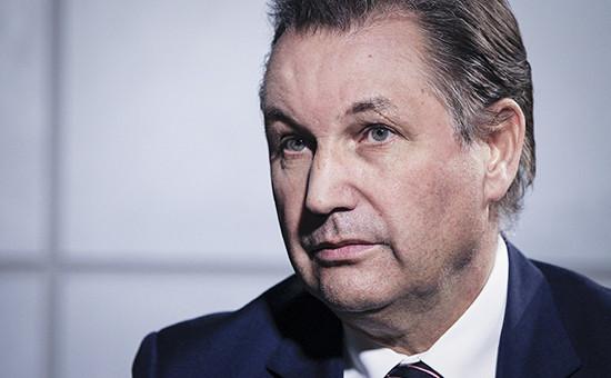 Бу Андерссон, президент АвтоВАЗа