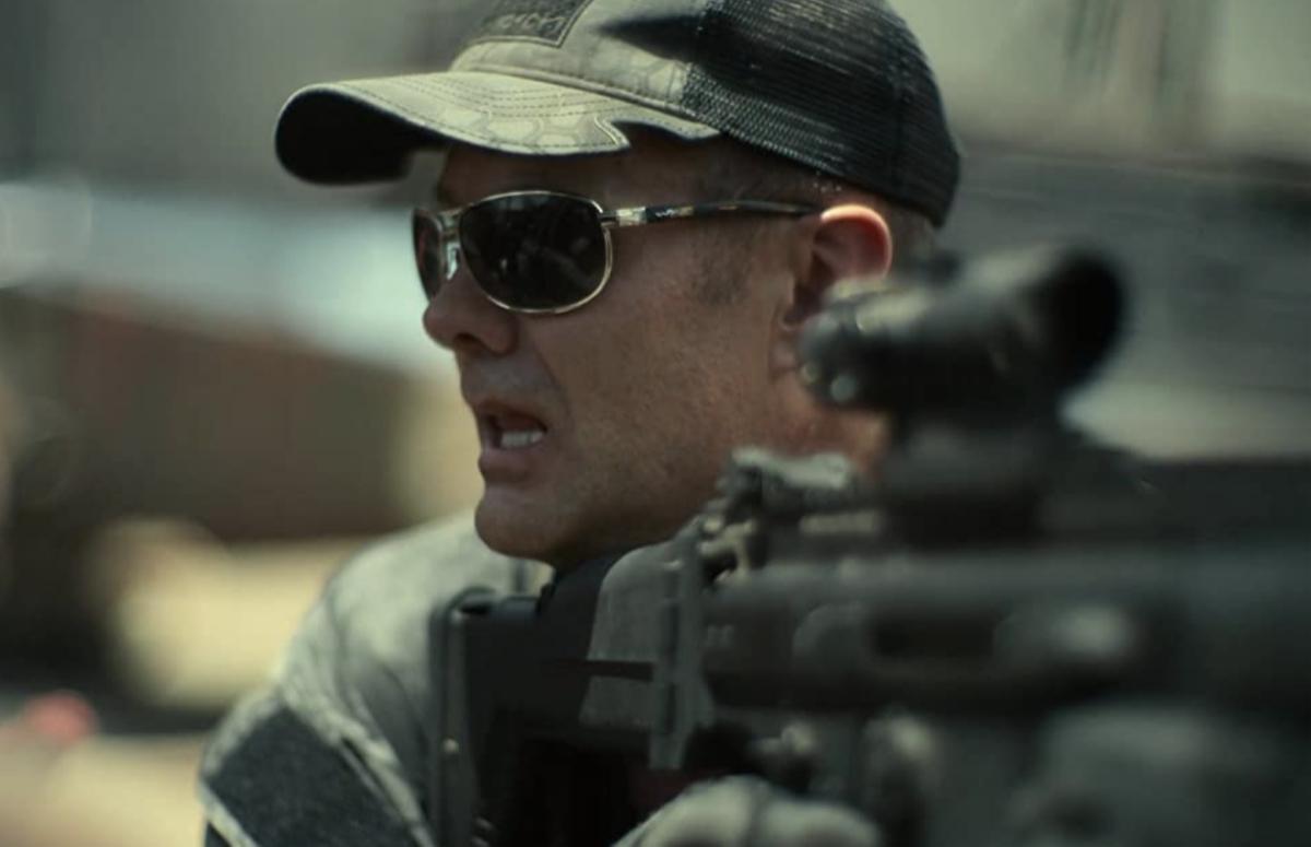 Кадр из фильма «Армия мертвецов»