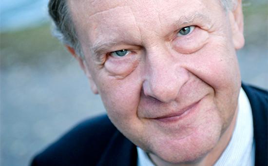Шведский предприниматель Густав Дуглас