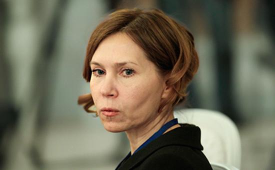 Вице-президент «Роснефти» Лариса Каланда