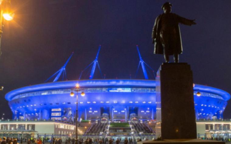 "Фото: ""Газпром Арена"" (Фото: Global Look Press)"
