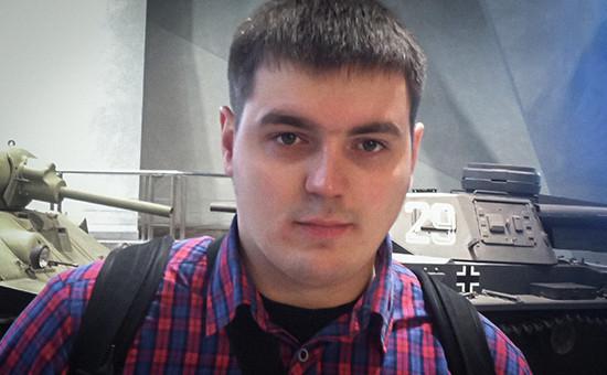 ЖурналистРБК АлександрСоколов