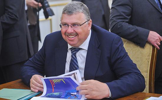 Освобожденный наканунеот должности главыФТС Андрей Бельянинов