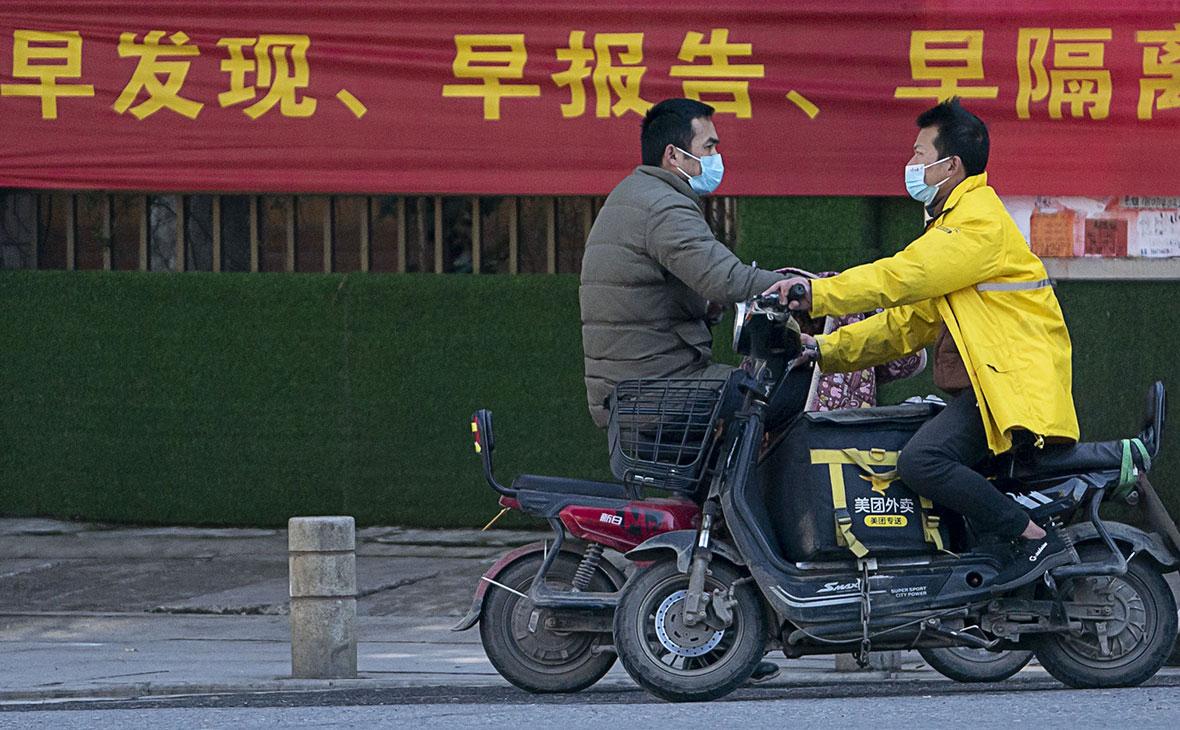 Фото: Xiong Qi / Global Look Press