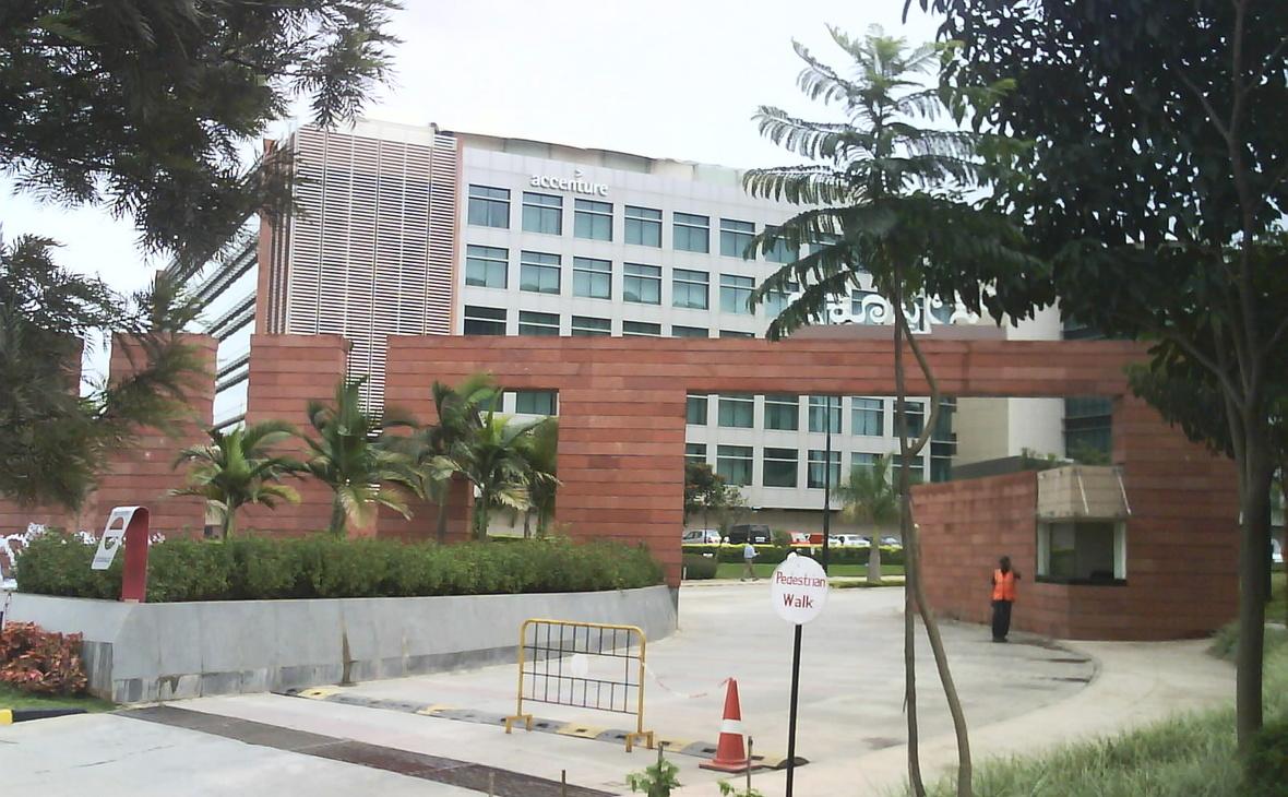 Кампус Accenture в Бангалоре, Индия