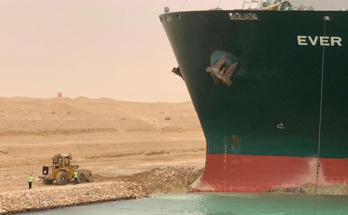 Фото: Media for the Suez Canal Head / XinHua / Global Look Press