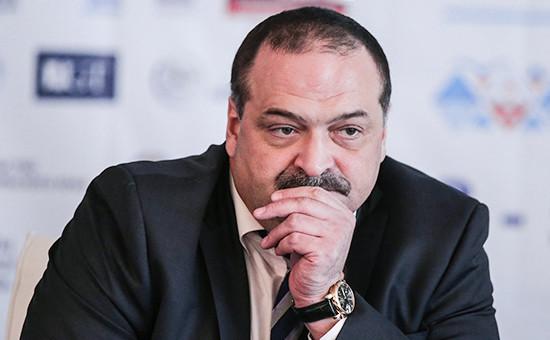 Полномочный представитель президента в Северо-Кавказском федеральном округе Сергей Меликов