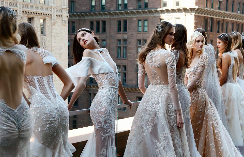 Показ Inbal Dior