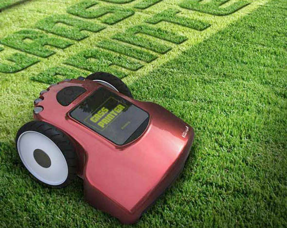 Фото: Grass Printer