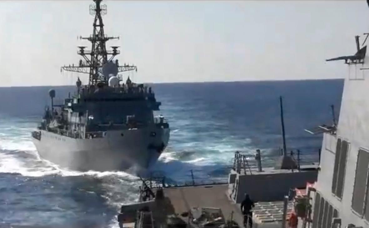 Фото: U.S. 5th Fleet / AP