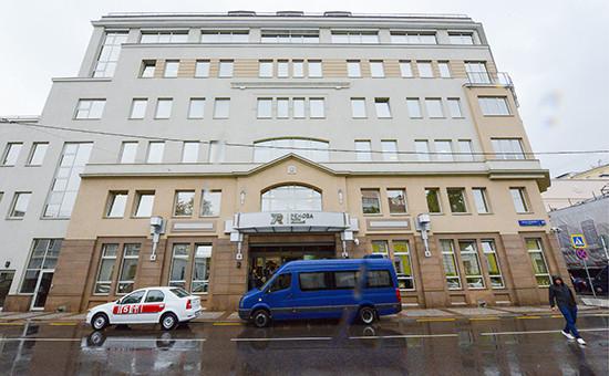 Офис компании «Ренова»