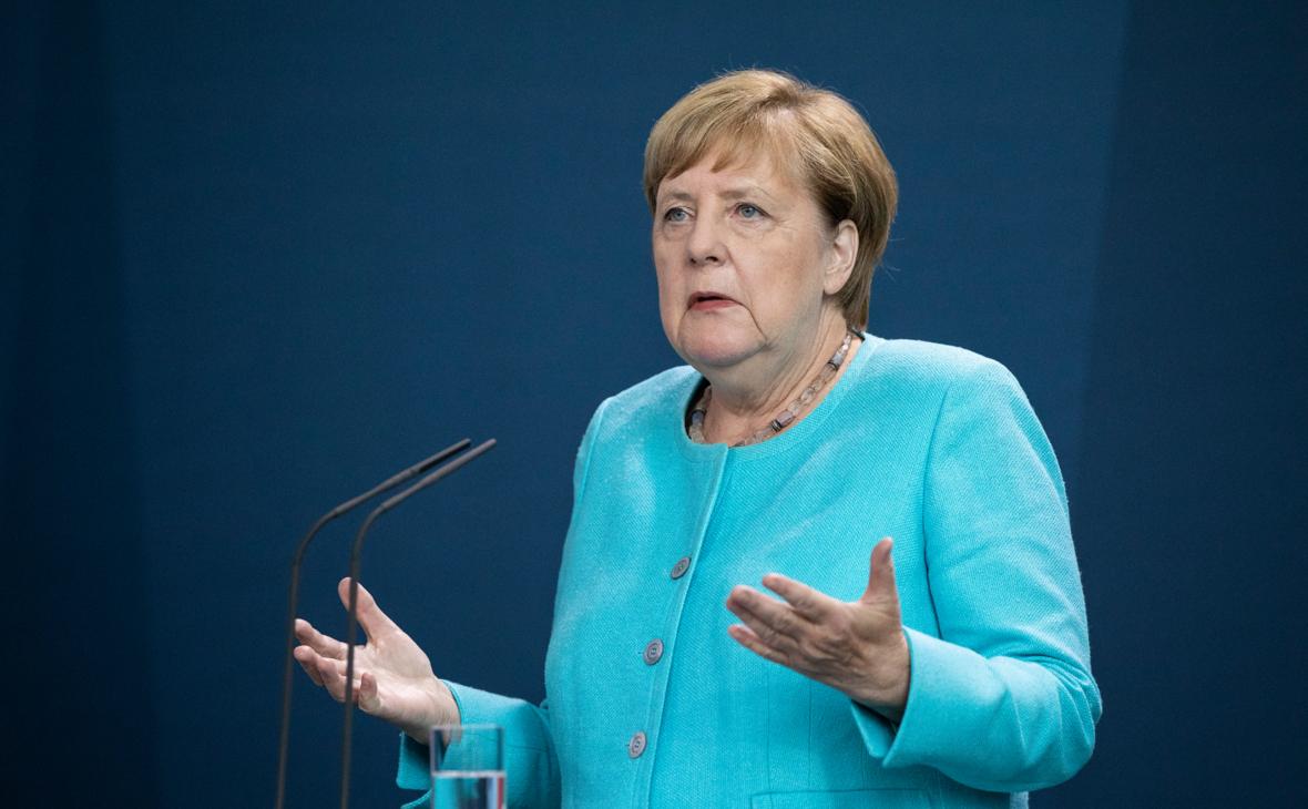 Меркель не хотелось бы соучаствовать в коалиции Нелюди против Людей, но она
