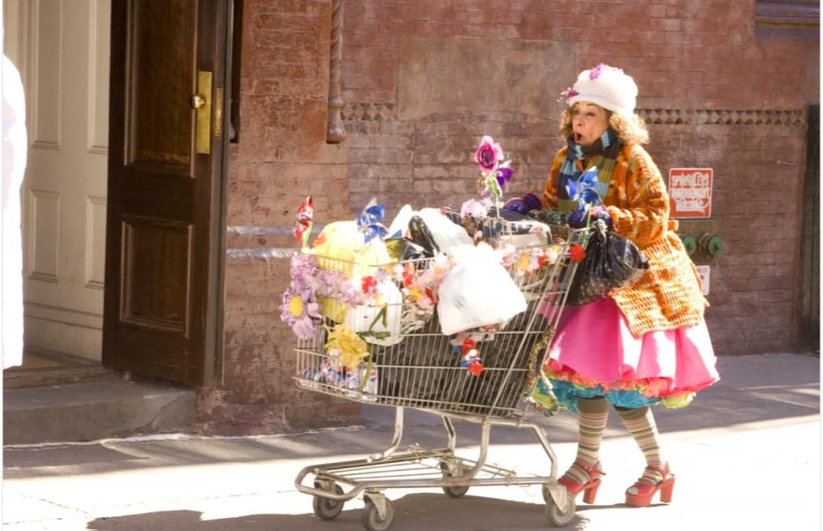 Кадр из фильма «Шопоголик»