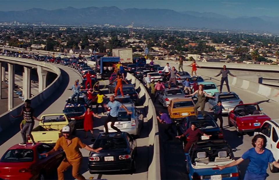 Кадр из фильма «Ла-Ла Ленд»