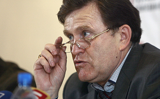 Бывший президент МФК «Локомотив» Николай Наумов