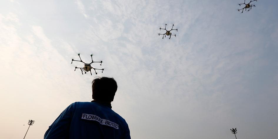 Фото: NARONG SANGNAK/EPA/TASS