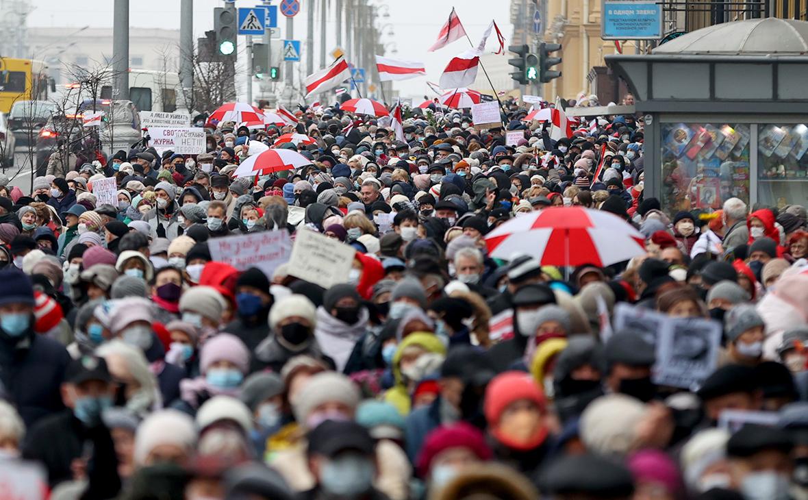 Белорусский протест разделился между Вильнюсом и Варшавой