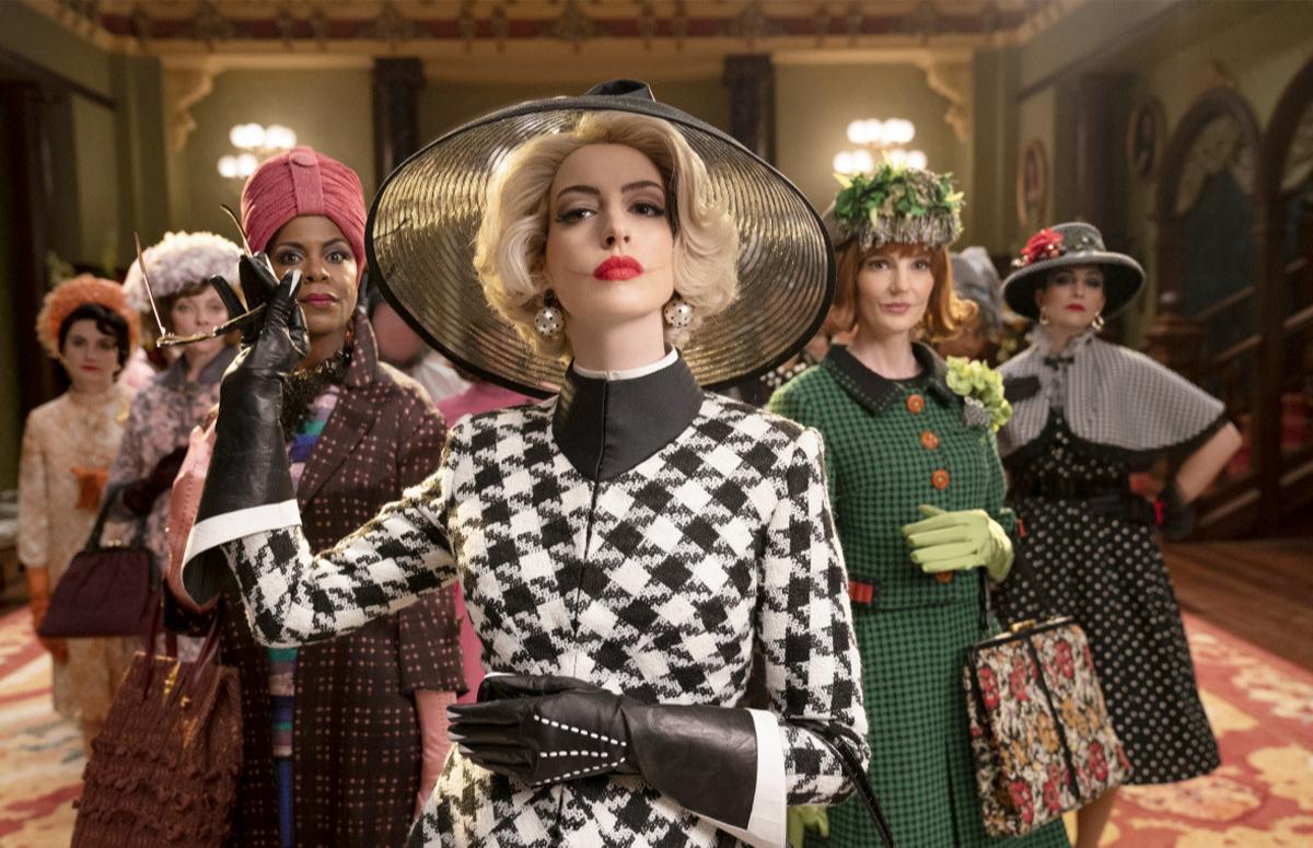 Кадр из фильма «Ведьмы»