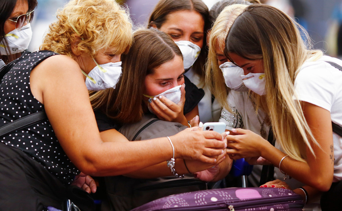 Фото: Marcos Brindicci / AP