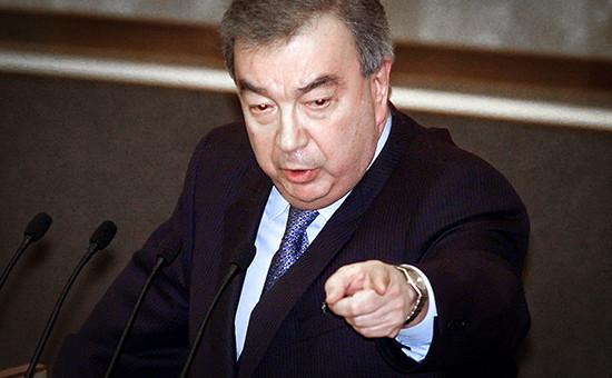 Экс-премьер России Евгений Примаков