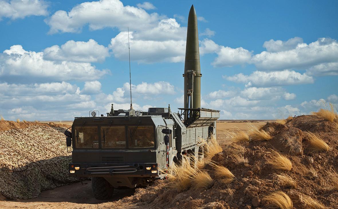Аналитики сообщили о движении «Искандеров» к границе с Украиной