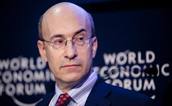 Экс-главный экономист МВФ Кеннет Рогофф