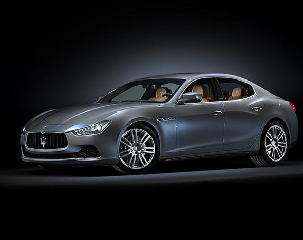 Фото: Maserati