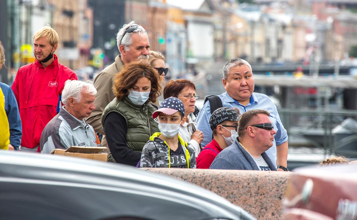 Путин сообщил о постепенном выходе России из эпидемии коронавируса