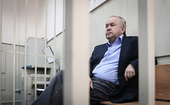 Генеральный директор компании «Мостовик» Олег Шишов