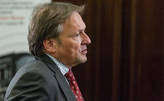Уполномоченный позащите прав предпринимателей Борис Титов