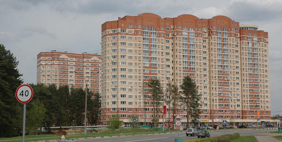 Город Троицк в Новой Москве