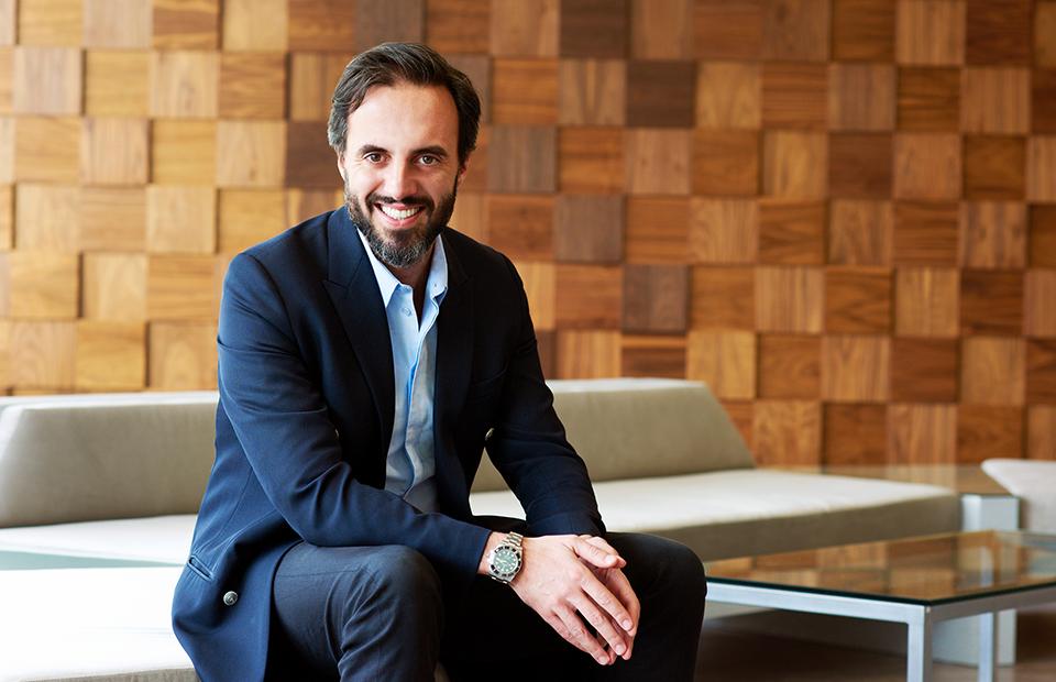 Жозе Невеш, основатель и CEO Farfetch