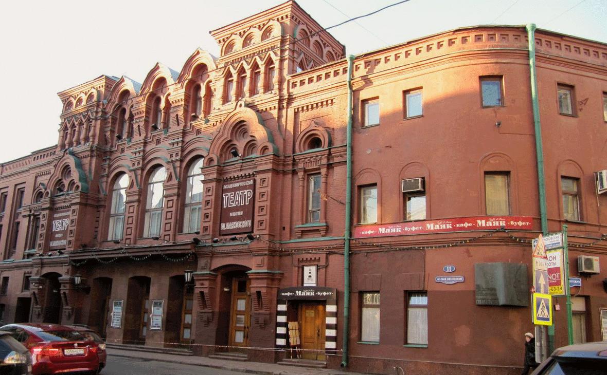 Здание театра Маяковского