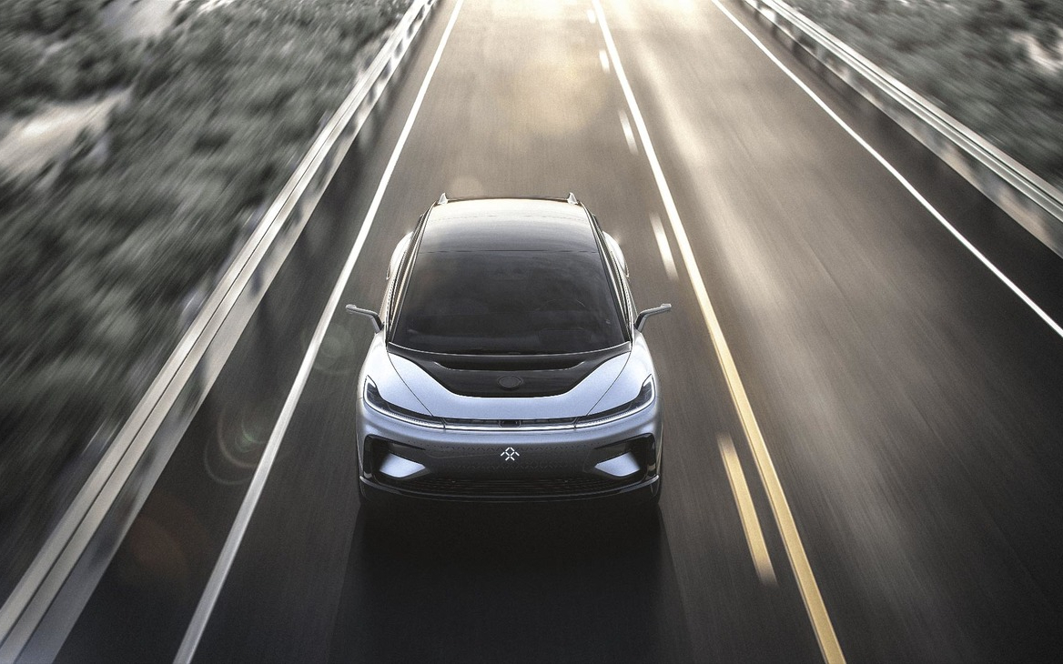 Фото: Faraday Future