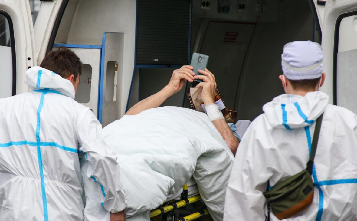 В России за сутки выявили более 9 тыс. зараженных коронавирусом