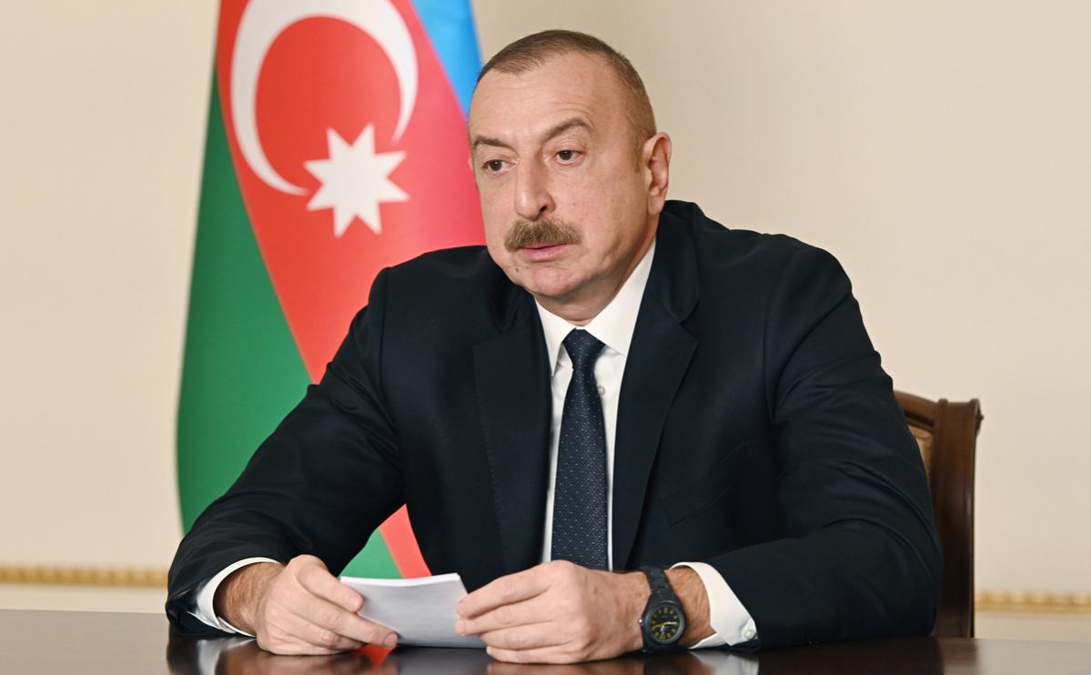 Алиев назвал бессмысленными переговоры с Арменией в последние годы