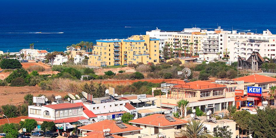 Виды Кипра